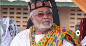 The Life story, achievements and full biography of Jerry John Rawlings