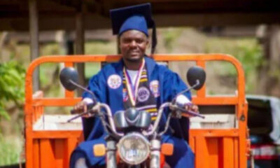 Aboboyaa Rider Graduates From UCC In Law of Taxation